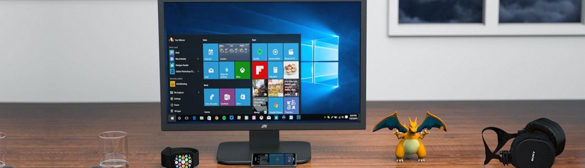 Beno 5.0, Windows 10, Festplattenschutz inklusive